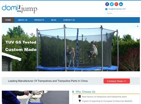 Domijump Trampolines