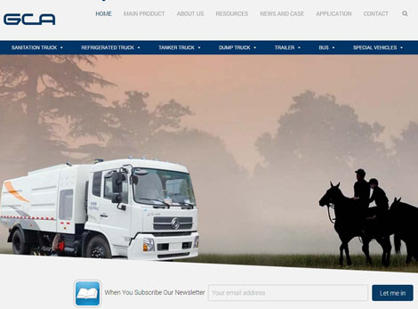GCA Trucks
