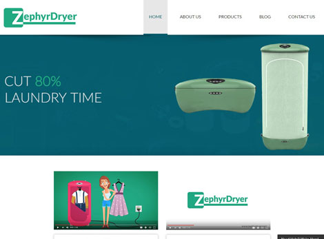 Zephyr Dryer