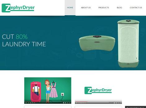 Zephyr Dryer