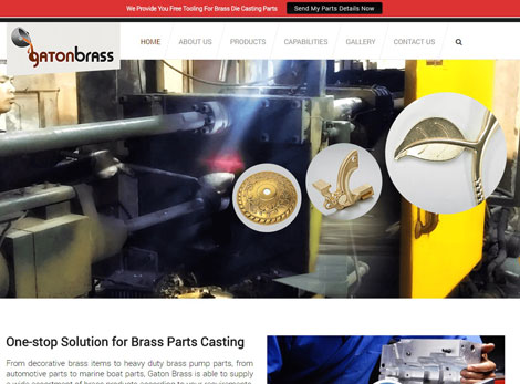 Gaton Brass Products