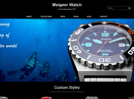 Meigeer Watches