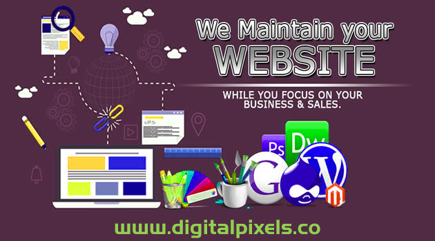 websiteMaintenanceDigitalPixels